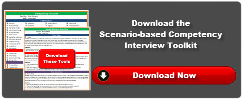 Scenario-based Competency Interview