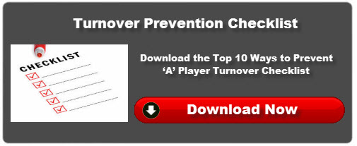 A Player Turnover Prevention Checklist