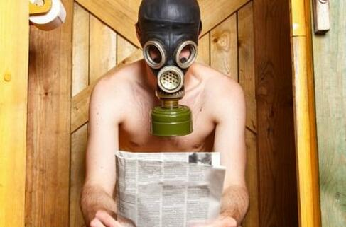 nuisance level organic vapors
