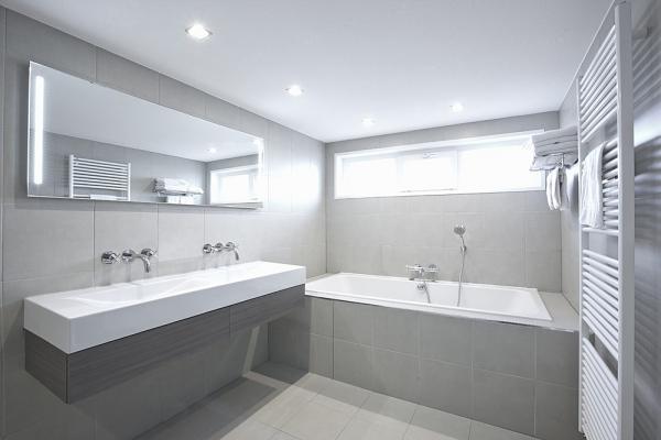 C mo dise ar cuartos de ba o modernos - Fotos de cuartos de bano modernos ...