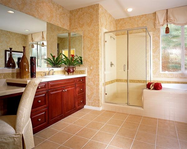 El suelo del cuarto de ba o posibilidades e instalaci n - Suelos de bano ...