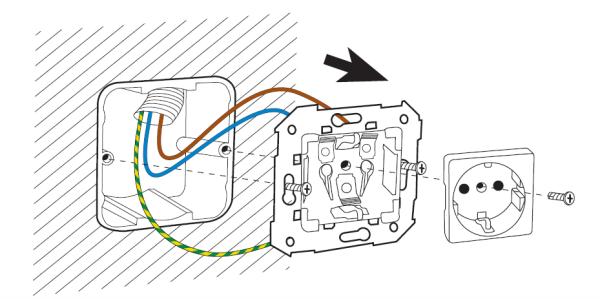 Cómo Desatornillar El Mecanismo Y Extraer La Tapa De Un Enchufe