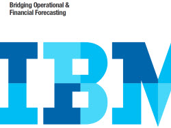 bridging financial forecasting ibm cognos