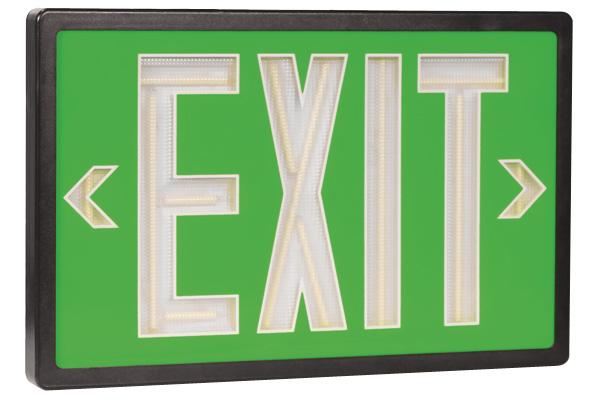 Wireless Emergency Lighting - Tritium Exit Signs