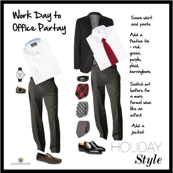 Dazzle with Professional Presence from Work Day to Holiday Party ...
