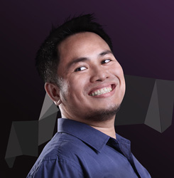 Eric Dimson Dela Cruz Head of Creative Technology