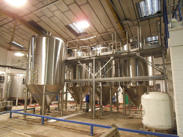 The 22 Pieces of Equipment Needed to Start a Brewery