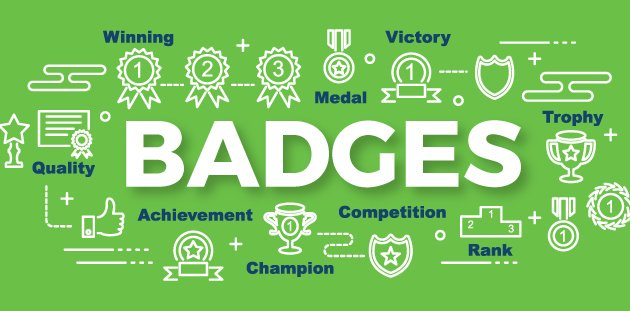 How to Use Digital Badges for Your Online Courses