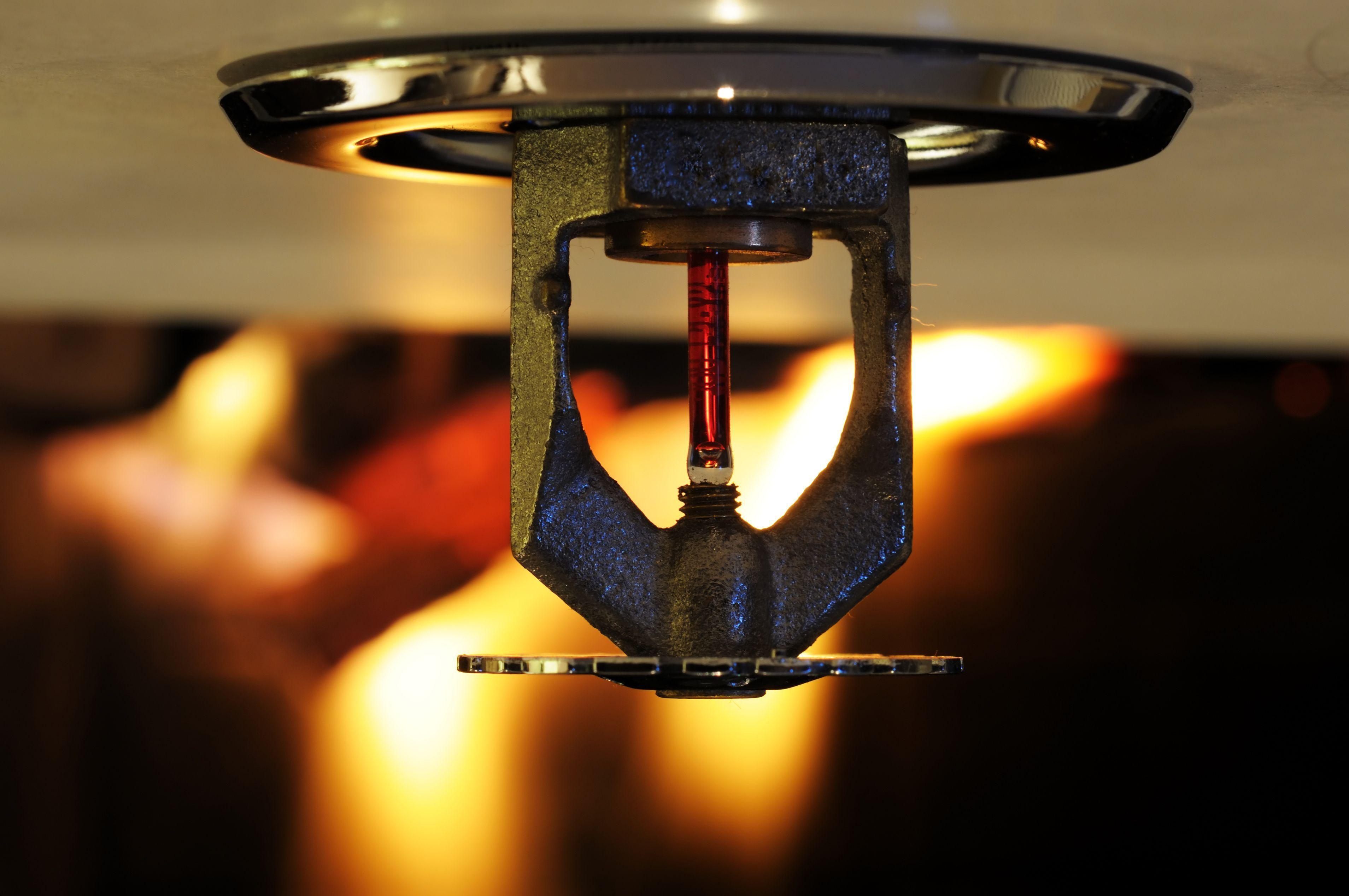 Fire Sprinkler Safety Good Maintenance Is Your Best Defense