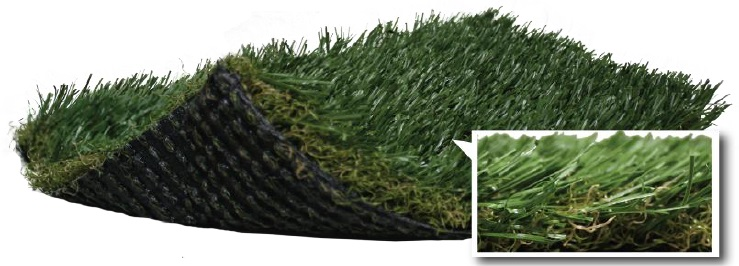 Spring Rye artificial synthetic turf