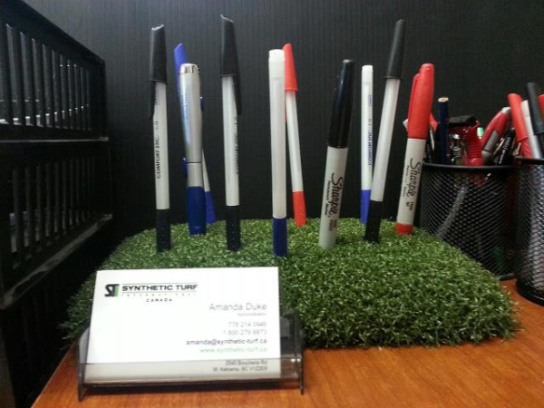 office supplies turf