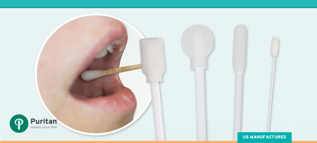 Swab Collection Kit How to Collect a Buccal Swab