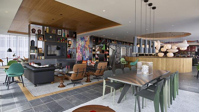 "citizenM London Shoreditch Hotel - ""become a citizen"" loyalty program"