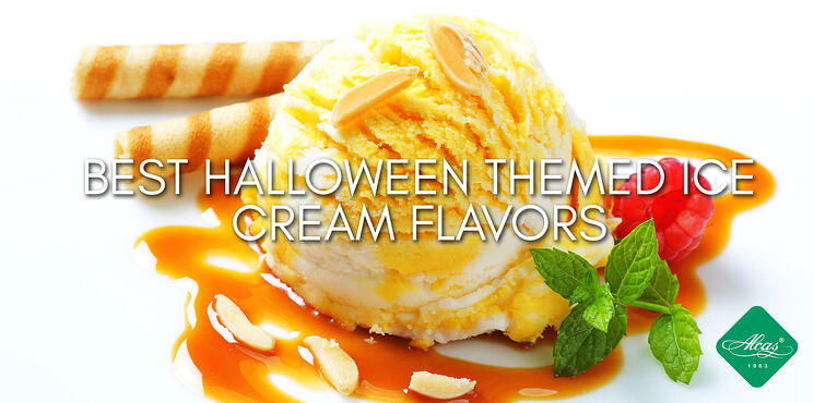 BestHalloween Themed Ice Cream Flavors