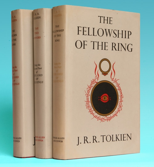 the process of writing the lord of the rings by jrr tolkien His novels (including the hobbit and the lord of the rings) gained the writer   after the first printing of the hobbit in 1937, let's take a look back at tolkien's  process  10 of jrr tolkien's many inspirations for 'the hobbit.