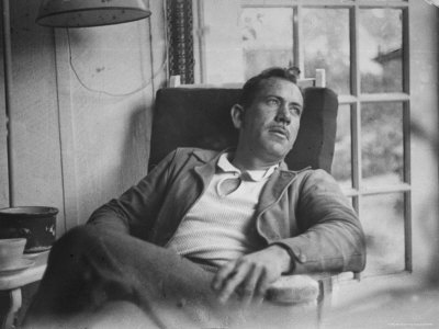 the life story of john steinbeck Steinbeck, john ernst (1902-1968), american writer and nobel laureate, who  described  steinbeck was born on february 27, 1902, in salinas, california,  and.