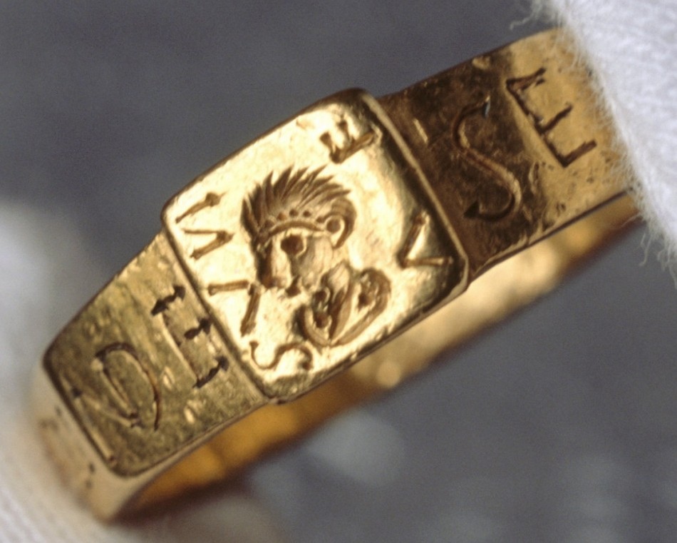 the lost ring of Silvianus