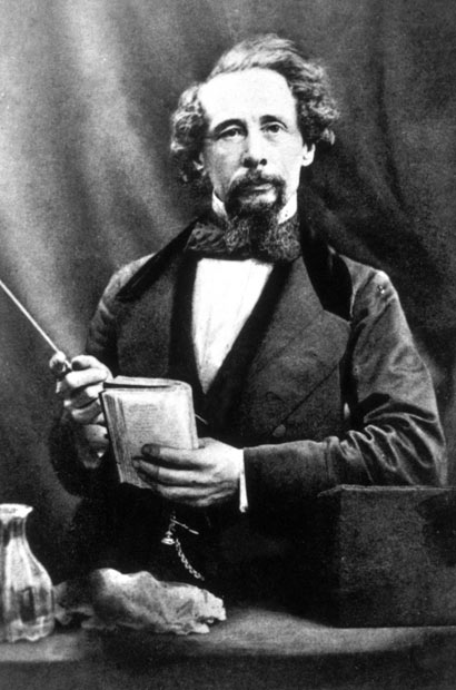 Charles Dickens Young Author Charles Dickens