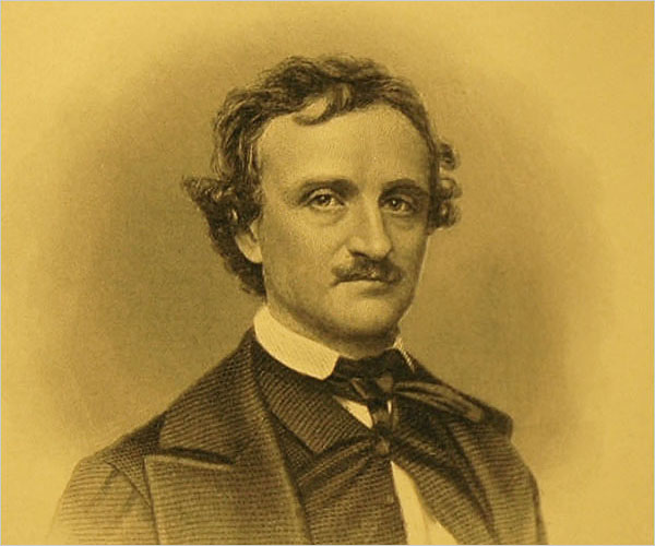 Edgar allan poe on writing