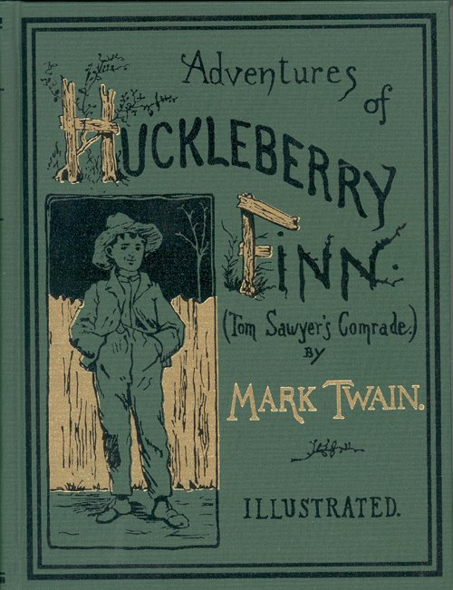 an analysis of the topic of the novel the adventures of huckleberry finn by mark twain In the adventures of huckleberry finn mark twain's characters play an intricate roll in the literary structure of the book they come into huck and jim's life almost like the changing wind, and changed their characters indefinitely.