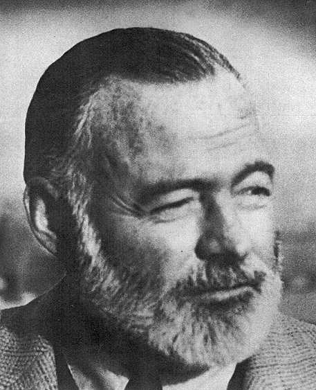 a biography of ernest miller hemingway a writer Mary v dearborn, biographer of norman mailer and henry miller, takes on another male icon in ernest hemingway: a biography this is the first single-volume hemingway biography since james r.