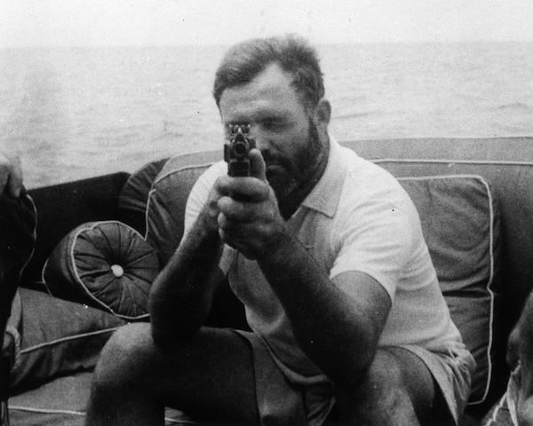 The Vulnerable Private Writings of Ernest Hemingway