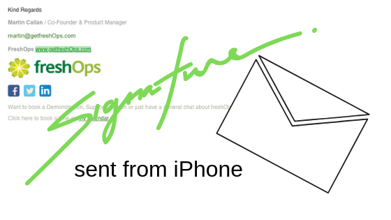 Get a Professional Email Signature