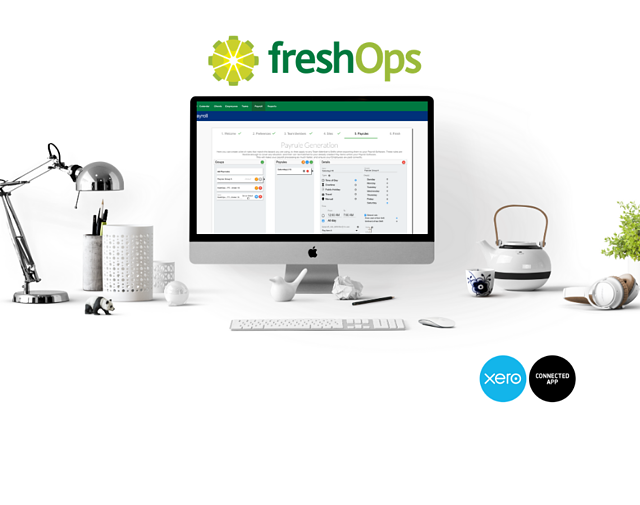 freshOps is a Xero connected+ app-2