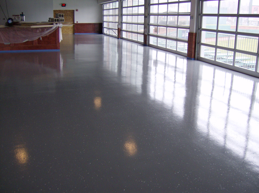 Seamless Epoxy Flooring Northeast Flooring Solutions Nh