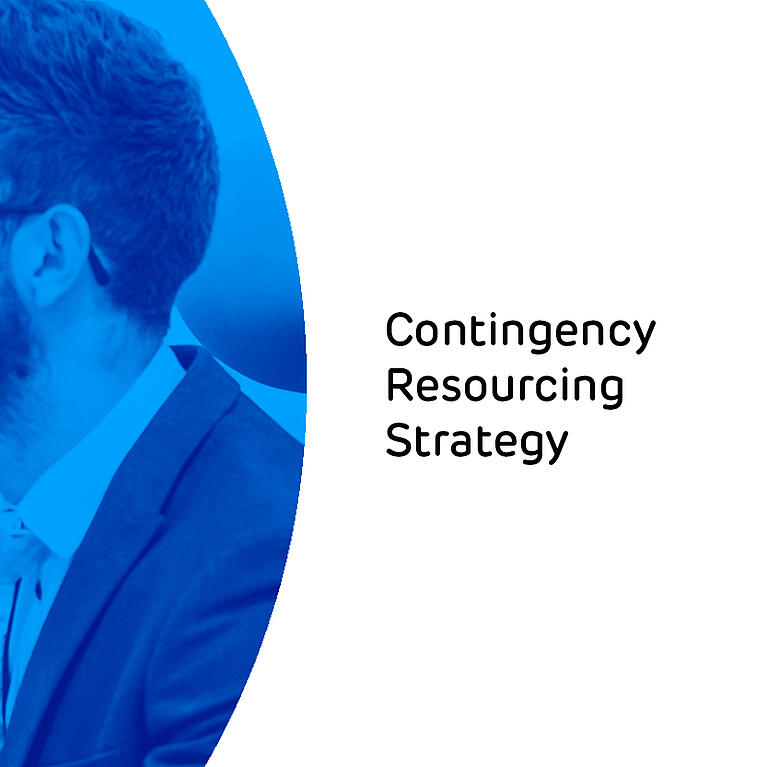 Our Contingency Resourcing Strategy