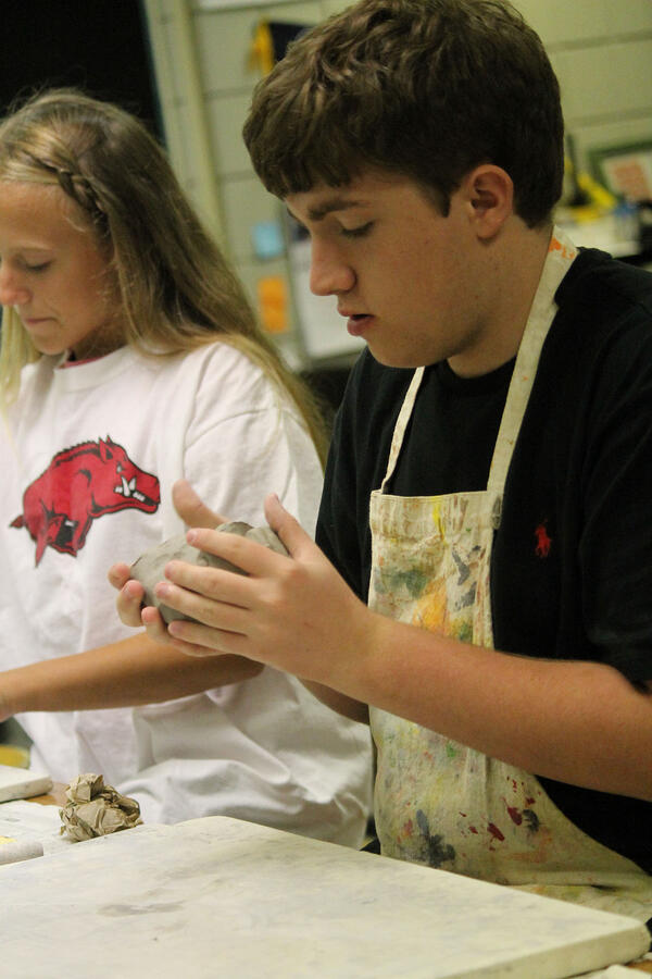 How does Visual Arts enrich the student experience?