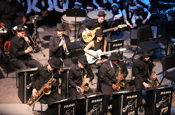 How does Jazz band add an exciting twist to your child's education?