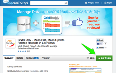 To install the latest version of GridBuddy - go to the GridBuddy Unlimited
