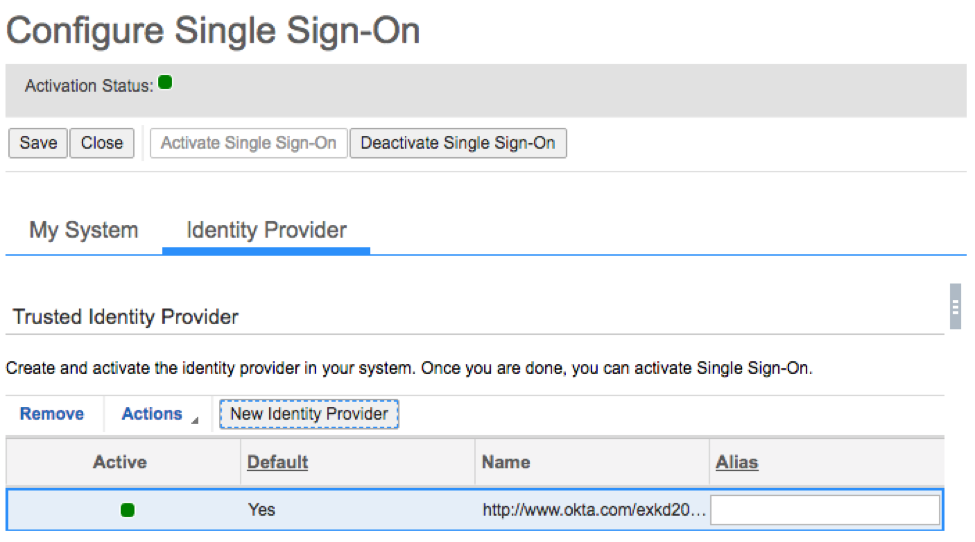 SSO and OAuth 2.0 Client Registration8