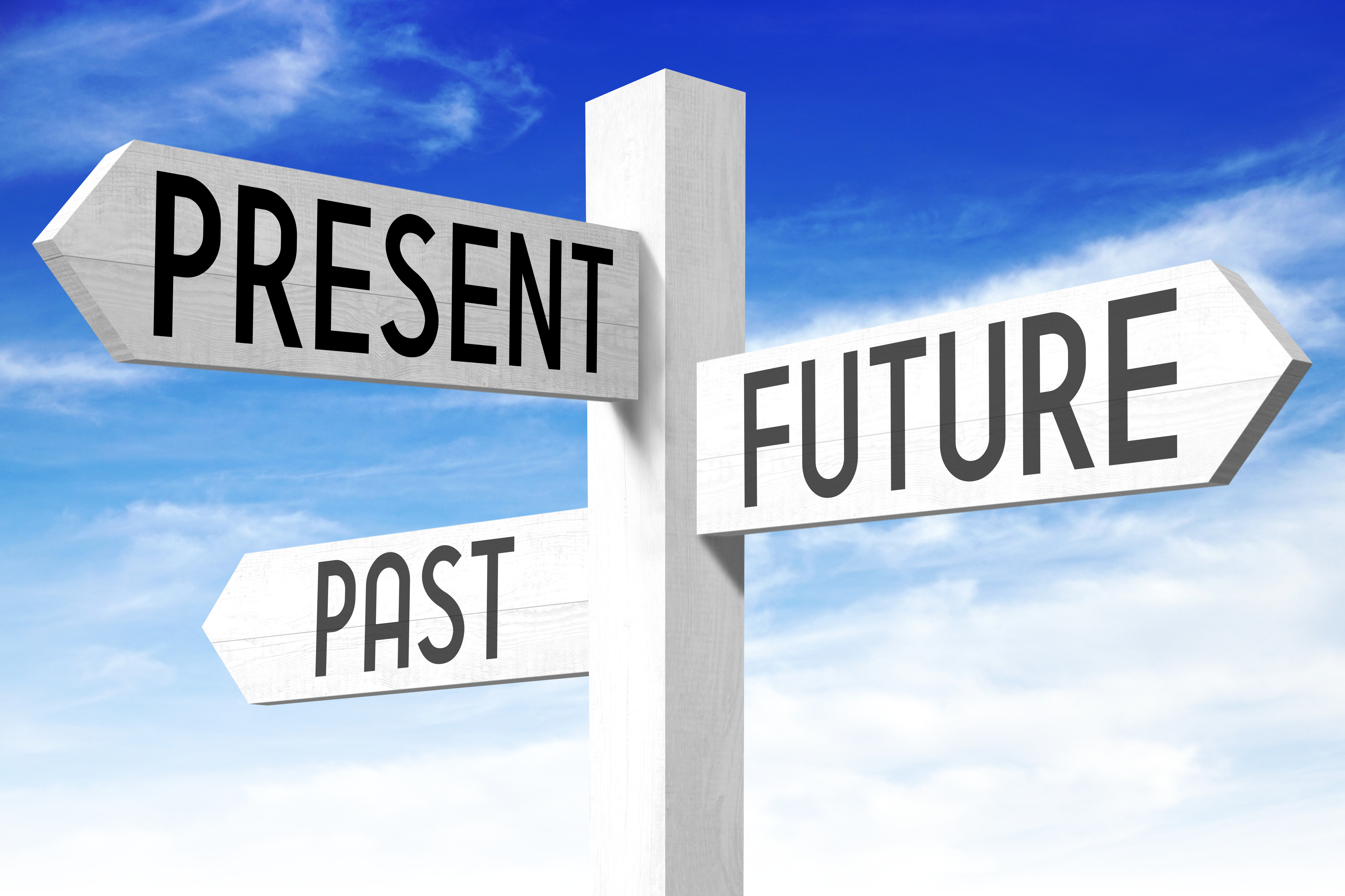 past or present
