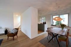 Bild harmonisches wohnzimmer