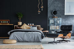 Schlafzimmer Dunkel-1
