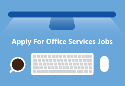 Apply for Office Jobs