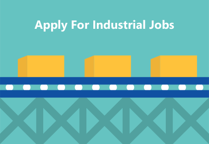 Apply for Industrial Jobs