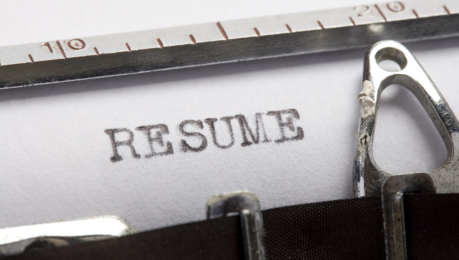 Resume Revision The Quick Fix Guide To Boosting Employment