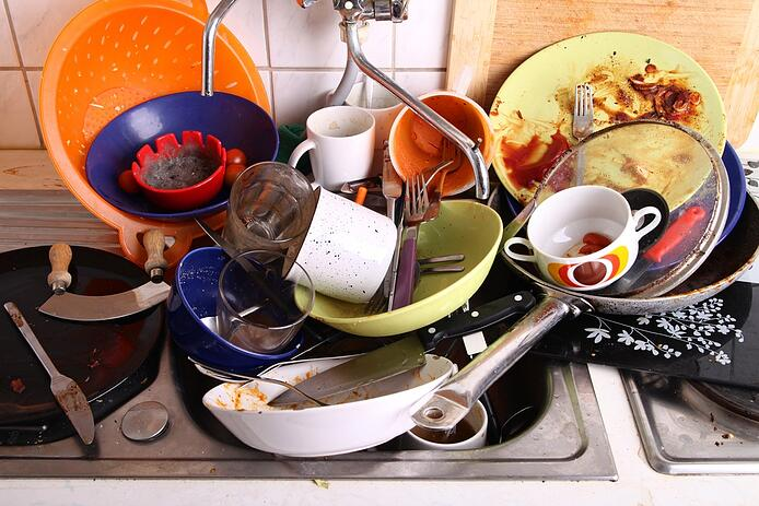 National Dirty Dishes Day