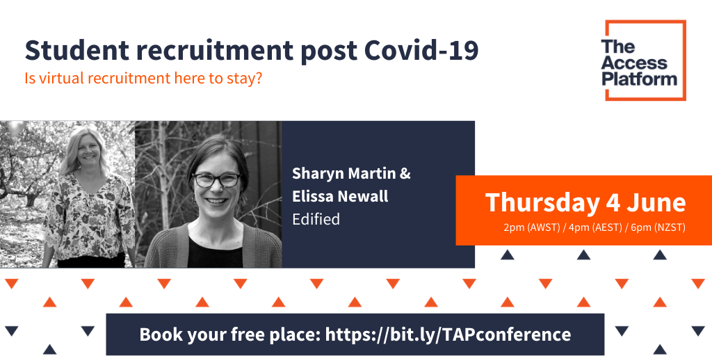 Meet our speakers: Edified's Sharyn Martin & Elissa Newall