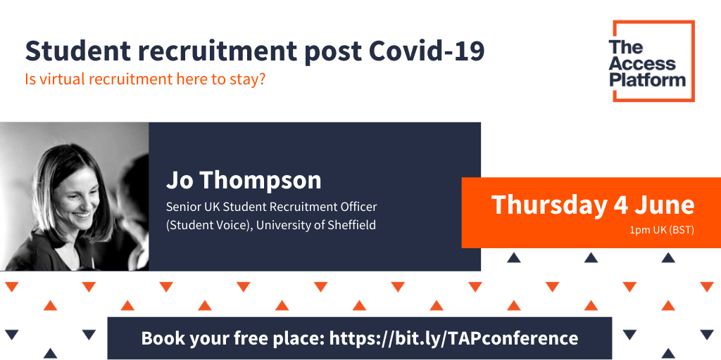 Meet our speakers: Jo Thompson, the University of Sheffield