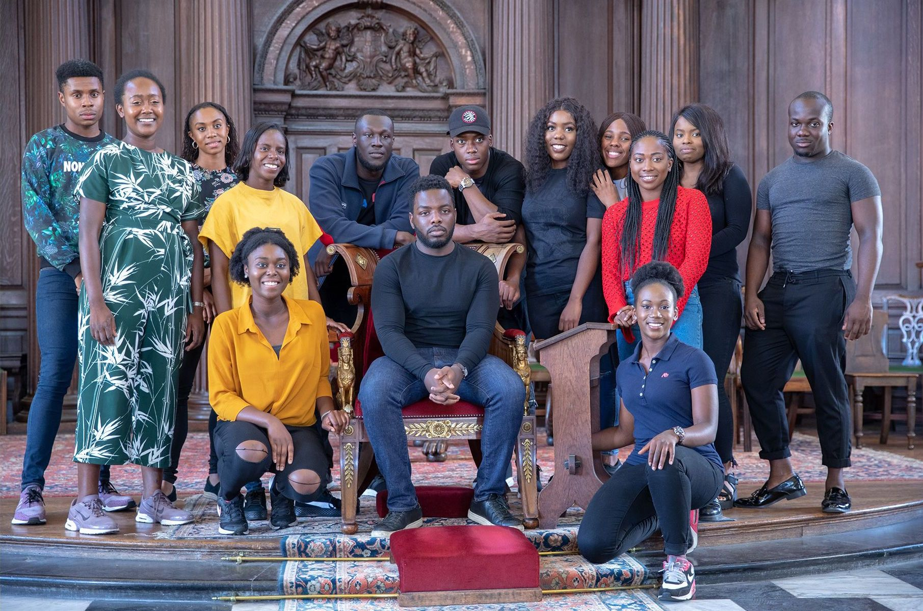 Black Cantabs: History Makers