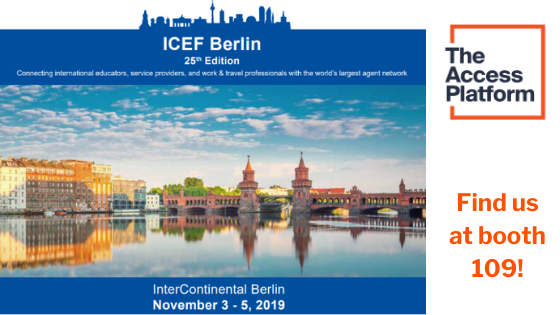 3 reasons we can't wait for ICEF Berlin!