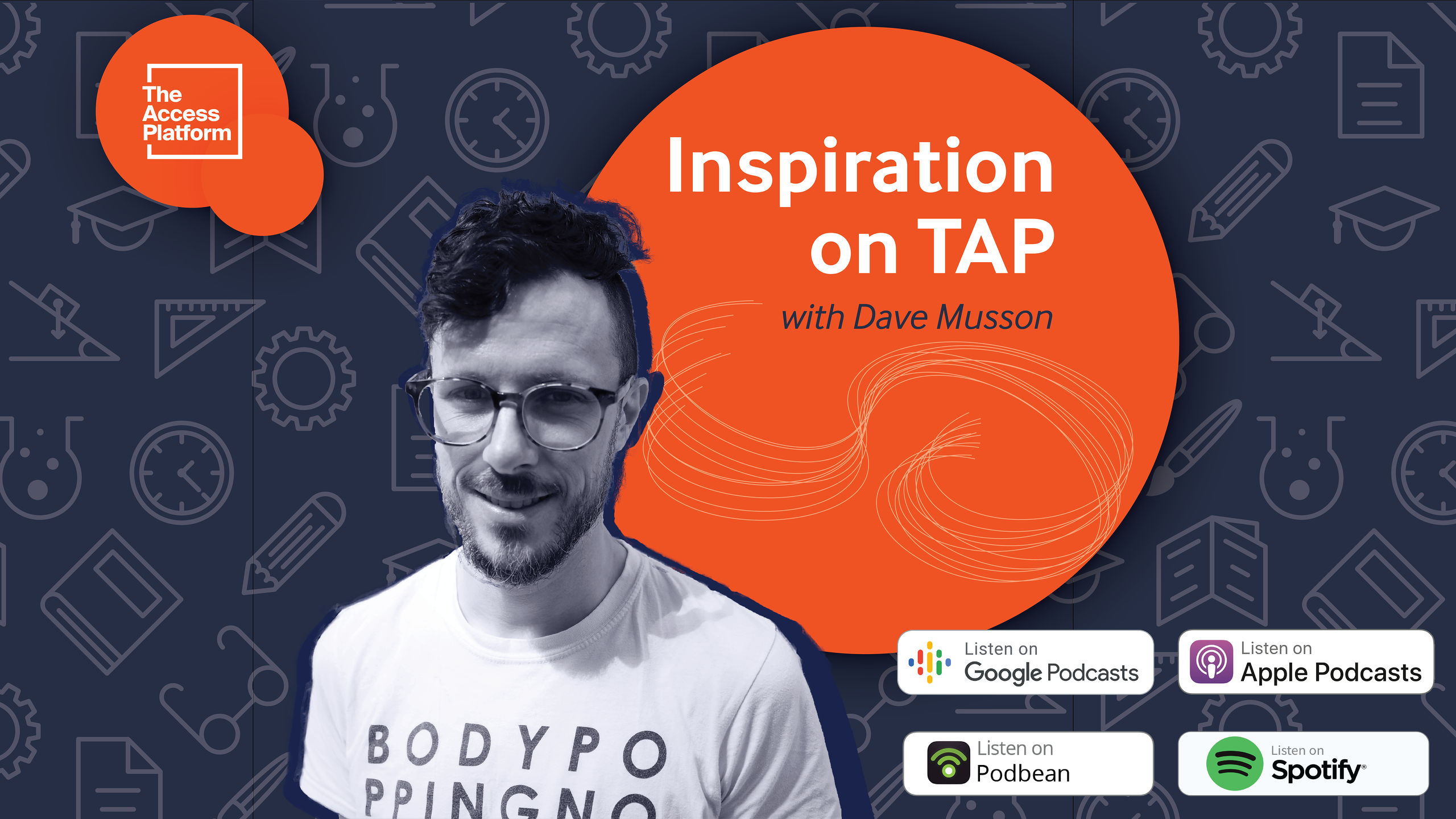 Inspiration on TAP, episode 9 - Andrew Youngson, Imperial College London