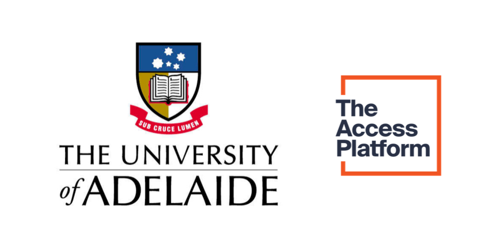 TAP in the wild: University of Adelaide
