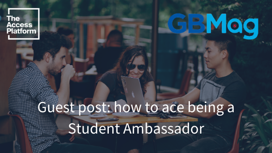 """Guest post: How to """"ace"""" being a student ambassador"""