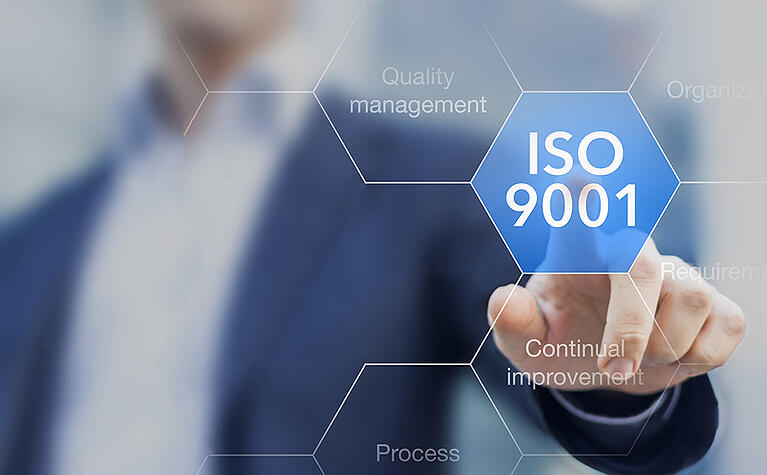 The Benefits of Working with ISO 9001 Certified Suppliers