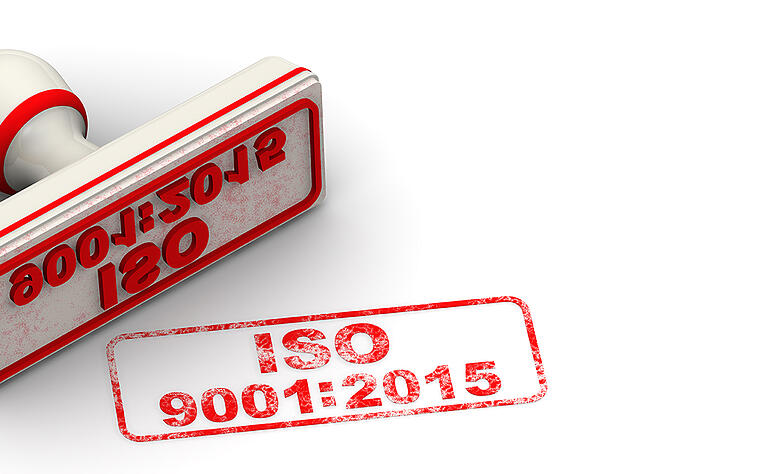 New ISO 9001:2015 Certificate: Changes You Can Expect from Your Manufacturer